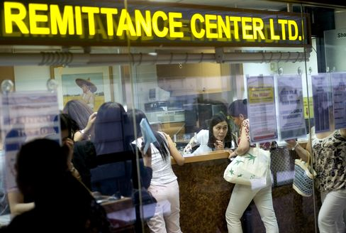 Filipino Remittances