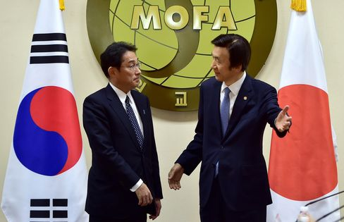 Korea Japan diplomacy