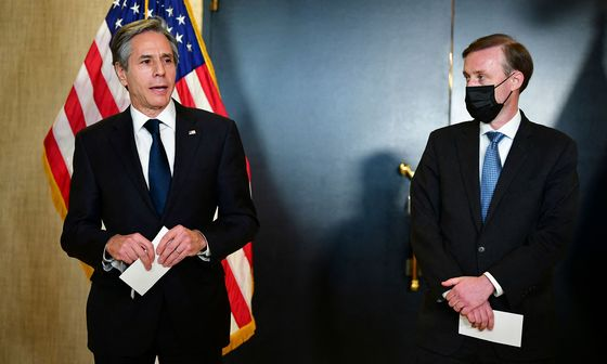 U.S., China End Contentious Alaska Meeting With Little to Show