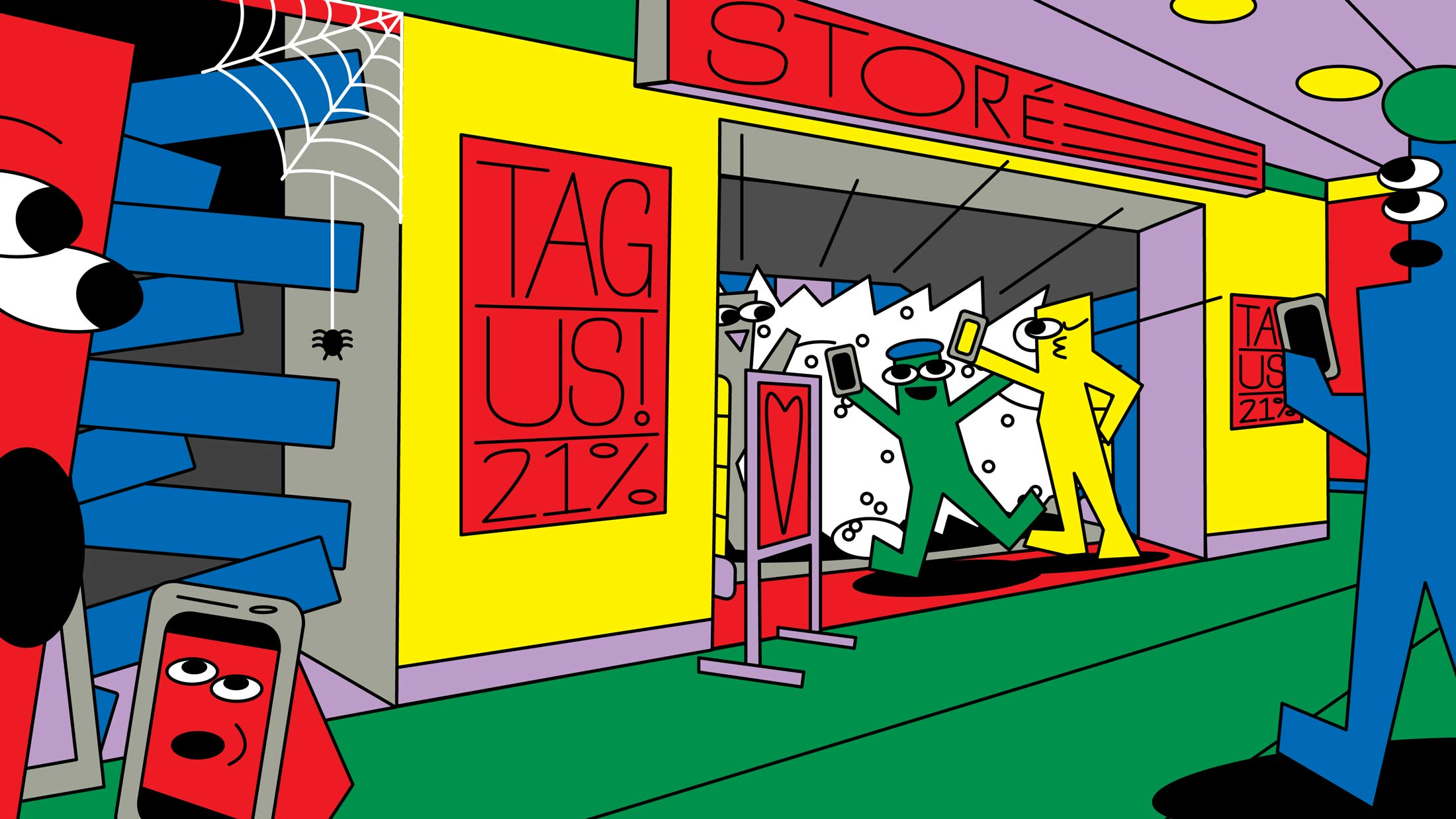 Millennials Tried to Kill the American Mall, But Gen Z Might Save It