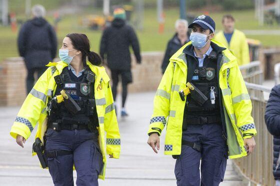 Sydney Braced for Longer Lockdown as Virus Cases Spike