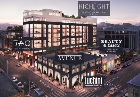 タオはこの春ロサンゼルスにもレストランをオープンする