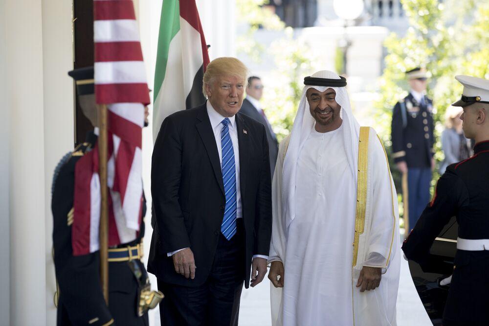 Mueller Report Entangles UAE Crown Prince Sheikh Mohammed