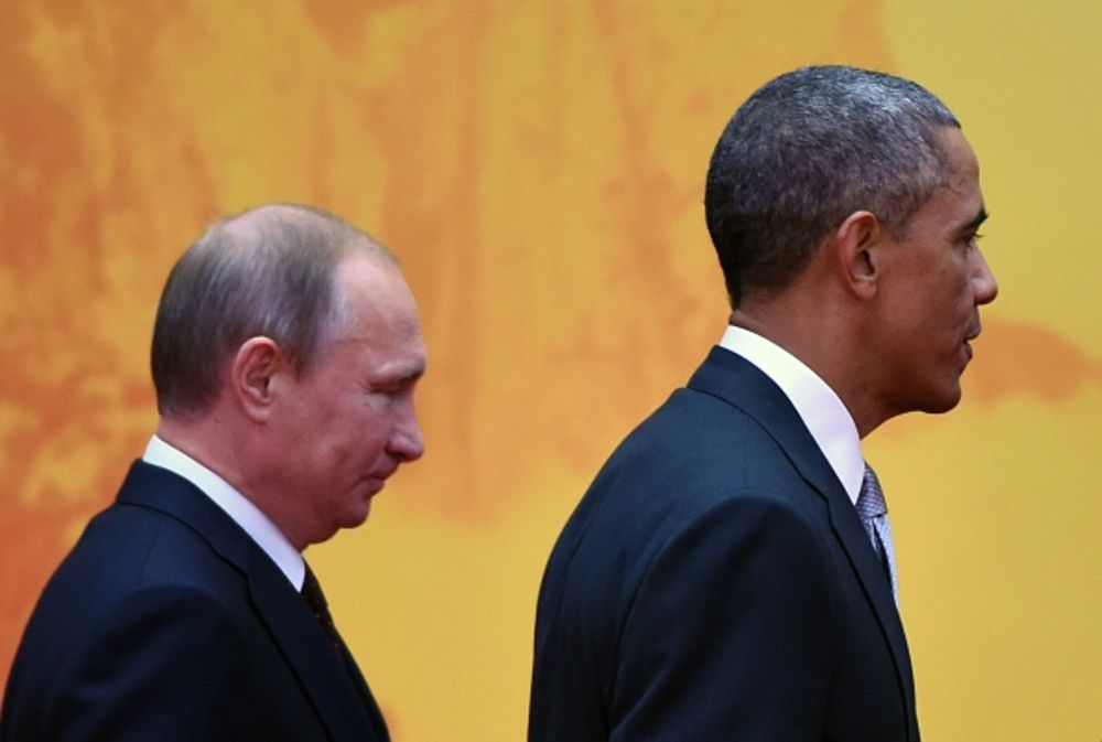 Inside Obama S Secret Outreach To Russia Bloomberg