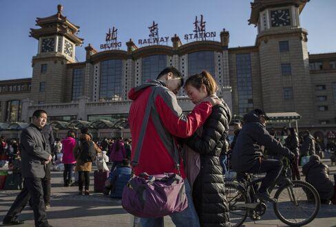 China Girds For Spring Travel