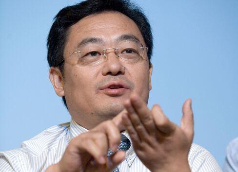 Luye Pharma Group Ltd. Chairman Liu Dian Bo