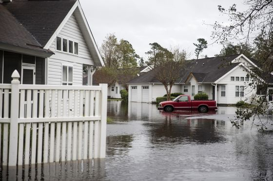 Florence Damage to Continue for 'Several Days,'FEMA Administrator Says