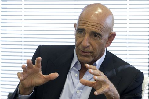 Colony Capital LLC Founder Tom Barrack