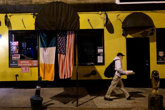 Muted St. Patrick's Day Offers Bar Owners SomeHope