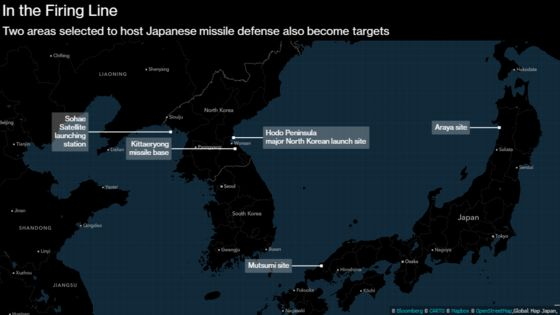Japan to Step Up Defenses From Chinese, North Korean Threats