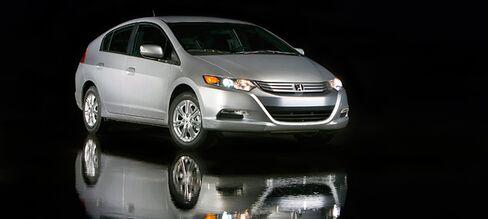 Toyota, Honda Heat Up the Hybrid War