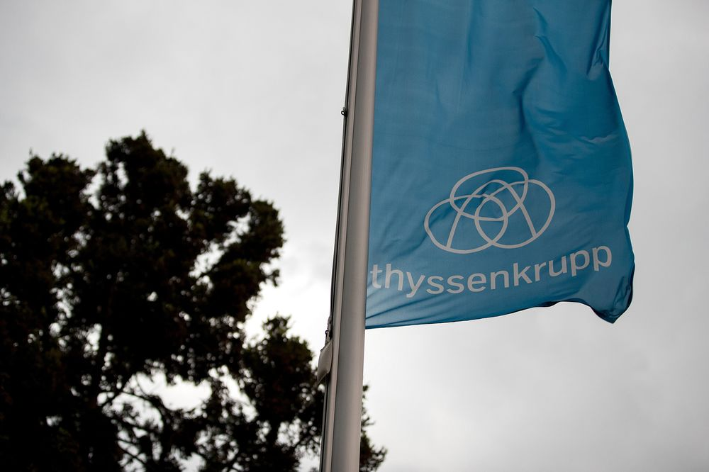 The Breakup German Icon Thyssenkrupp Hands Activists a Win