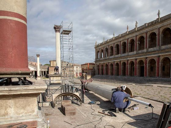 Italy's Legendary Movie Lot Is Primed for New Productions