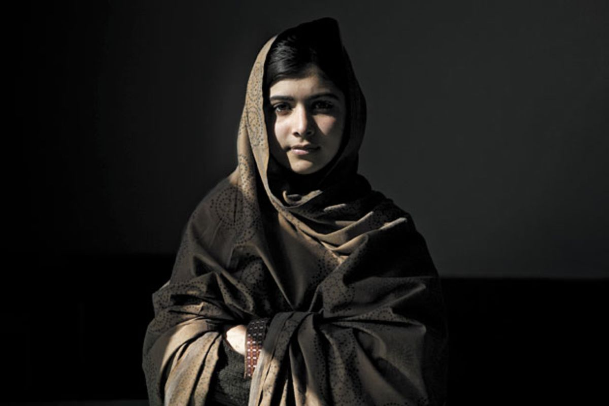 s girls look up to malala defy taliban and go to school s girls look up to malala defy taliban and go to school