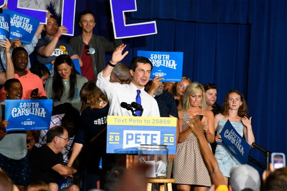 Buttigieg Struggles to Make Inroads With Black Voters in South