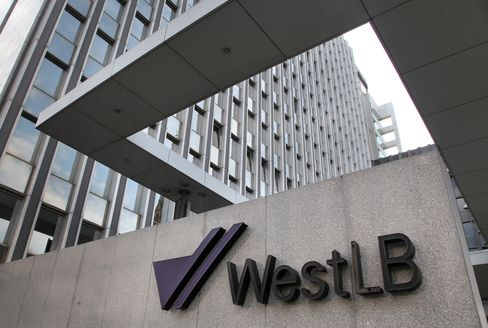 WestLB Fall From Grace Is Lesson in Investment Bank Hazards
