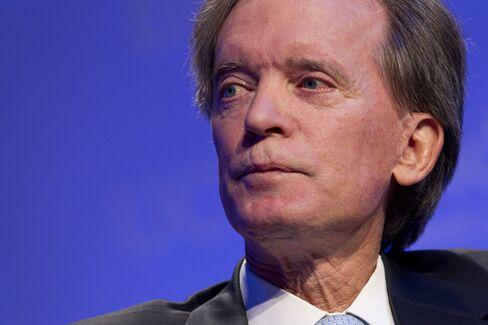 PIMCO Fund Manager Bill Gross