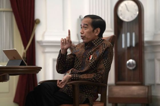 Indonesia's Jokowi Slams Richer Nations for Vaccine Nationalism