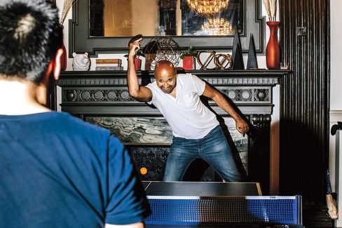Amenities include Ping-Pong, beer, and social events.