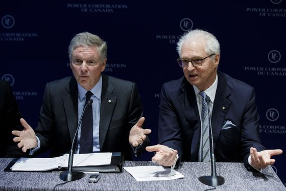 Billionaire Desmarais Brothers Retire in Power Corp. Revamp
