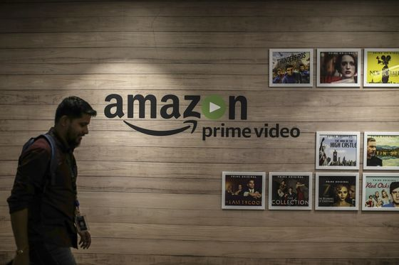 Amazon India Offers Video Channels as Streaming War Picks Up