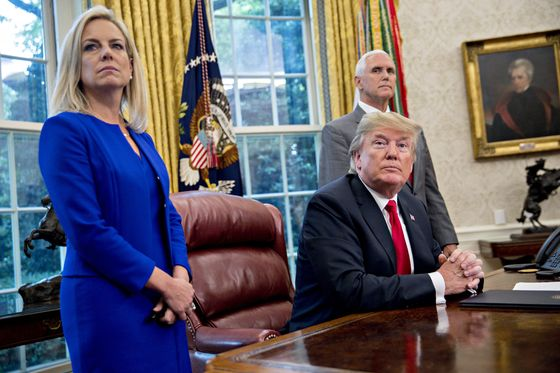 Trump Retreats on Family Separation, Signing Order to End Policy