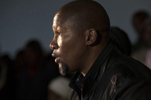 Mandela's Grandson Mandla Mandela