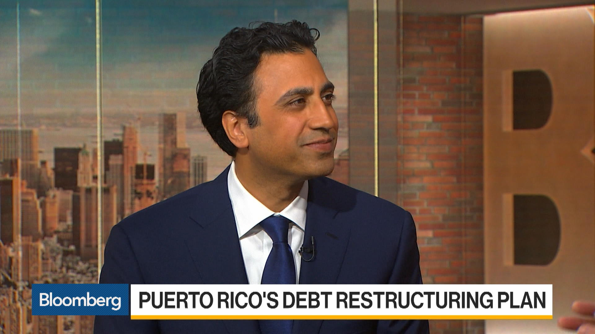 Puerto Rico Unveils $35 Billion Restructuring Plan to Exit Bankruptcy