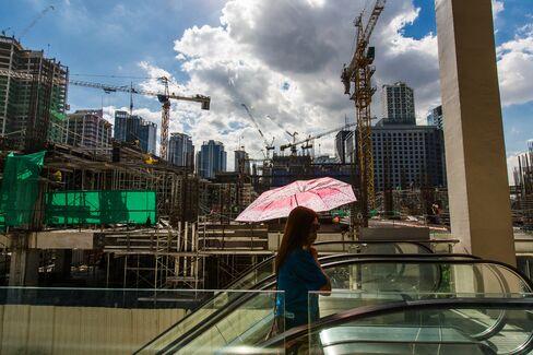 Construction in Manila