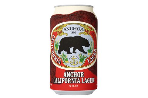 Anchor Brewing's California Lager.