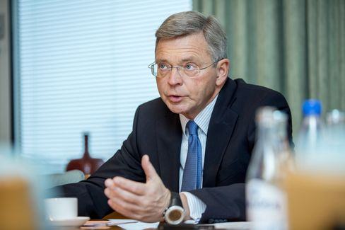 Nordea Bank AB Chief Executive Officer Christian Clausen