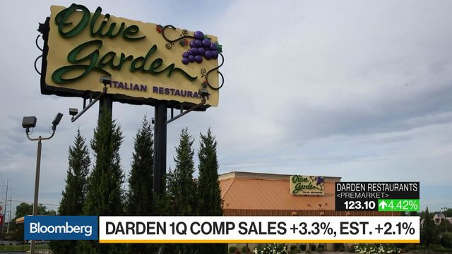 Olive Garden To Go Lifts Darden Profits: Olive Garden CEO Says Delivery Isn't All It's Cracked Up