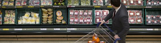 When You're on a Diet, This Supermarket Will Make Sure You Don't Snack