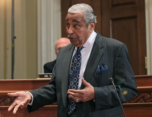 Rangel Should Be Censured, House Ethics Panel Says