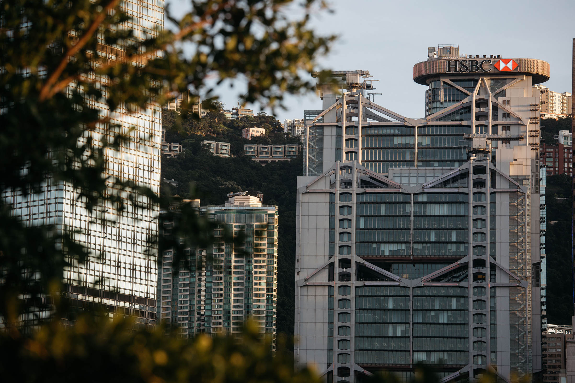 HSBC Climbs Most Since April on $2.5 Billion Stock Buyback Plan - Bloomberg