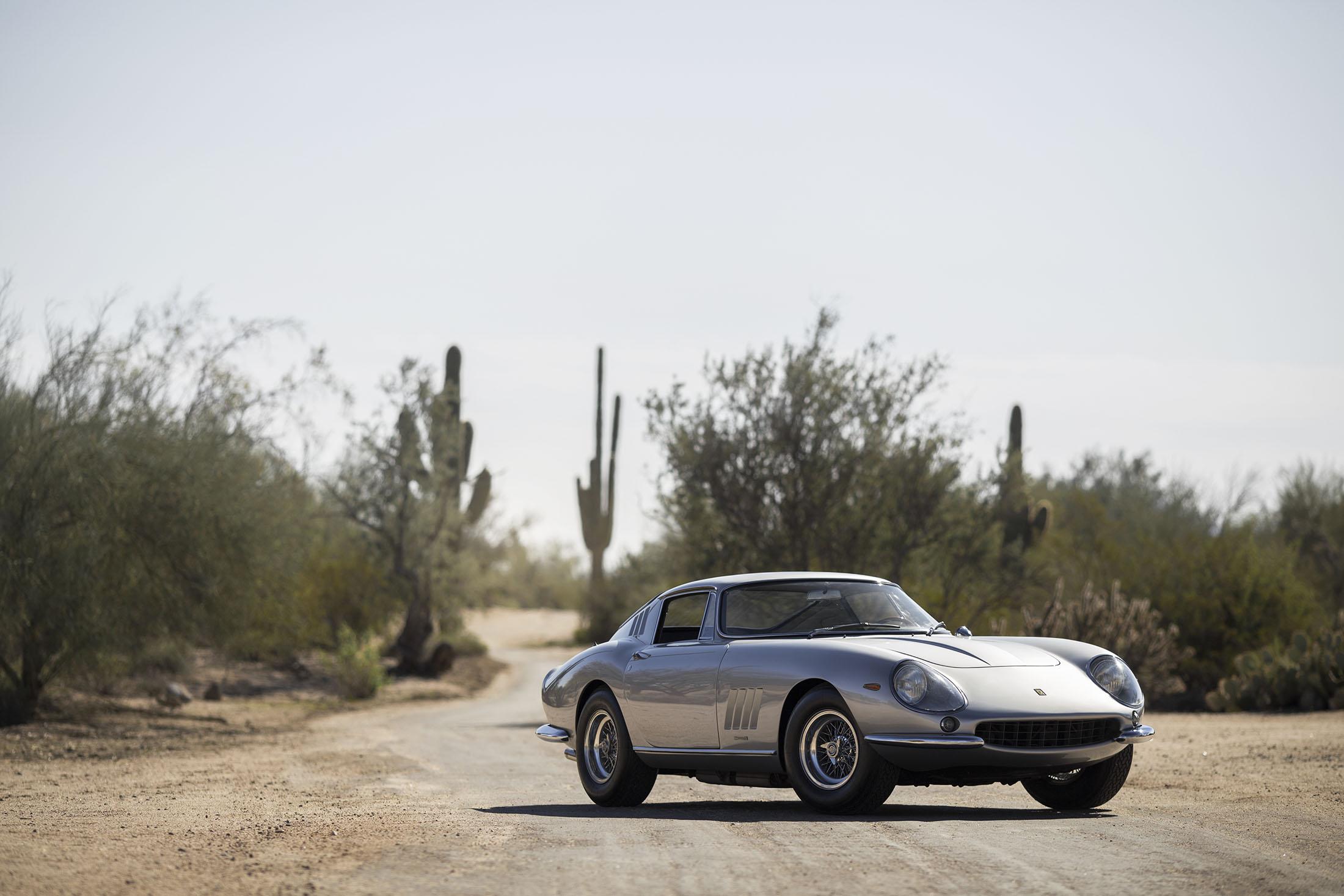 $2,750,000 — 1967 Ferrari 275 GTB/4 Coupe
