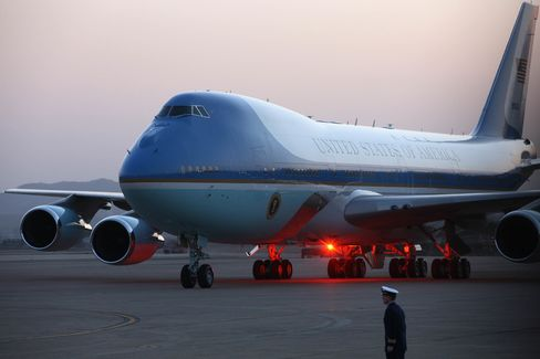 U.S. President Obama Arrives In Seoul For Nuclear Summit