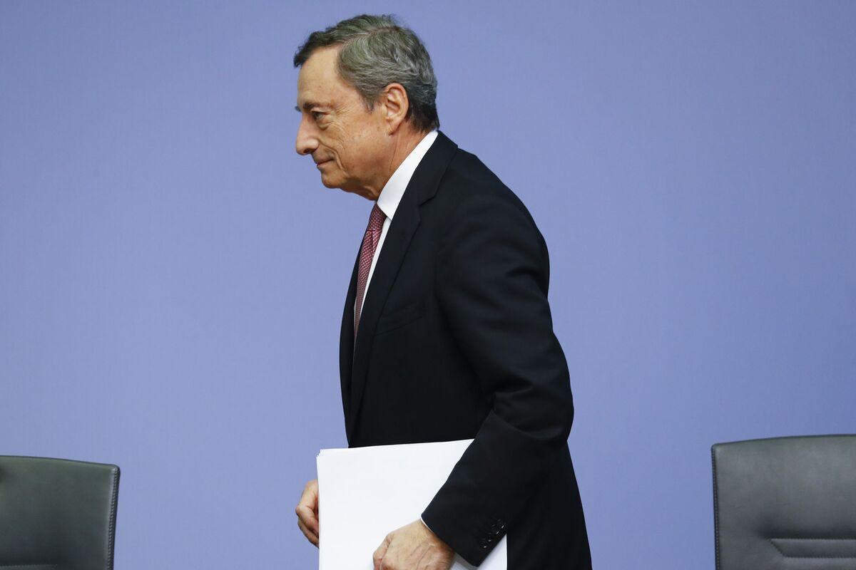 Draghi Kicks Banks Where It Really Hurts