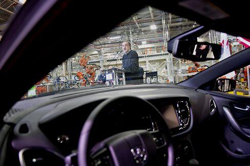 Chrysler Reports $436 Million Second-Quarter Profit on Car Gains