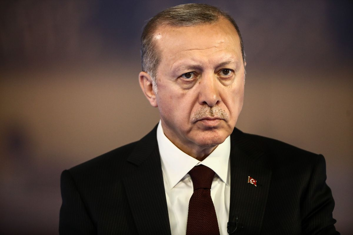 Erdogan Says Turkey Could Deploy Troops in Libya If It's Invited