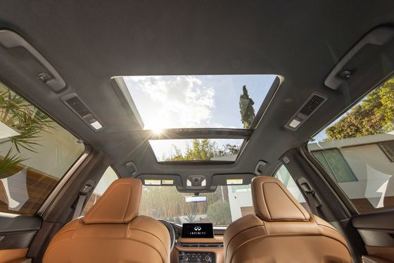 With NewQX60, Infiniti Finally Has a Luxury SUV You'll Remember
