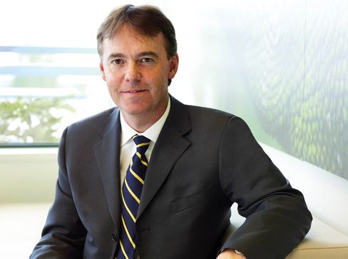 Jeremy Darroch CEO of British Sky Broadcasting Group Plc
