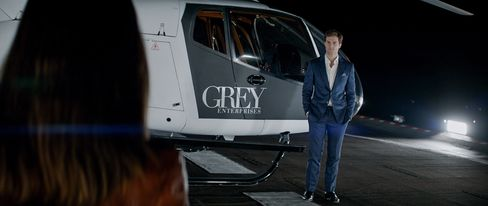 First date in Charlie Tango. Just like prom night.