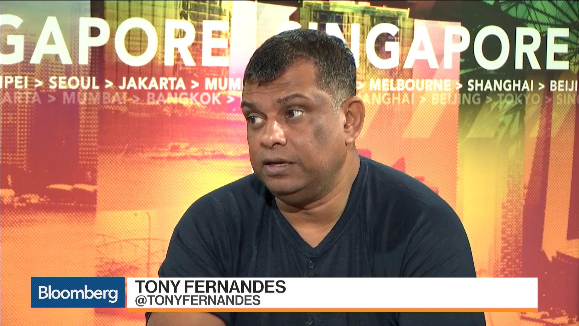 Hasil gambar untuk AirAsia's Fernandes Says It'd Be 'Foolish' Not to Consider C919