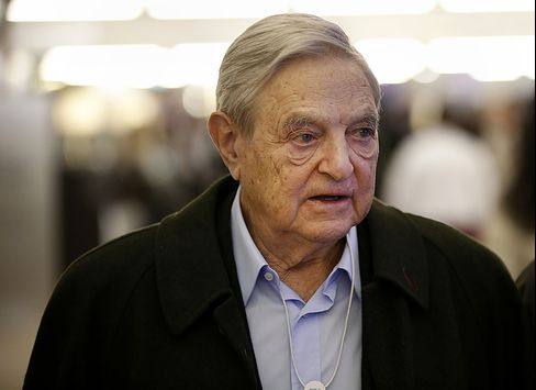 Soros Said to Support J.C. Penney CEO Ullman in Feud With Ackman