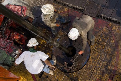 Shale Bubble Inflates on Near-Record Prices