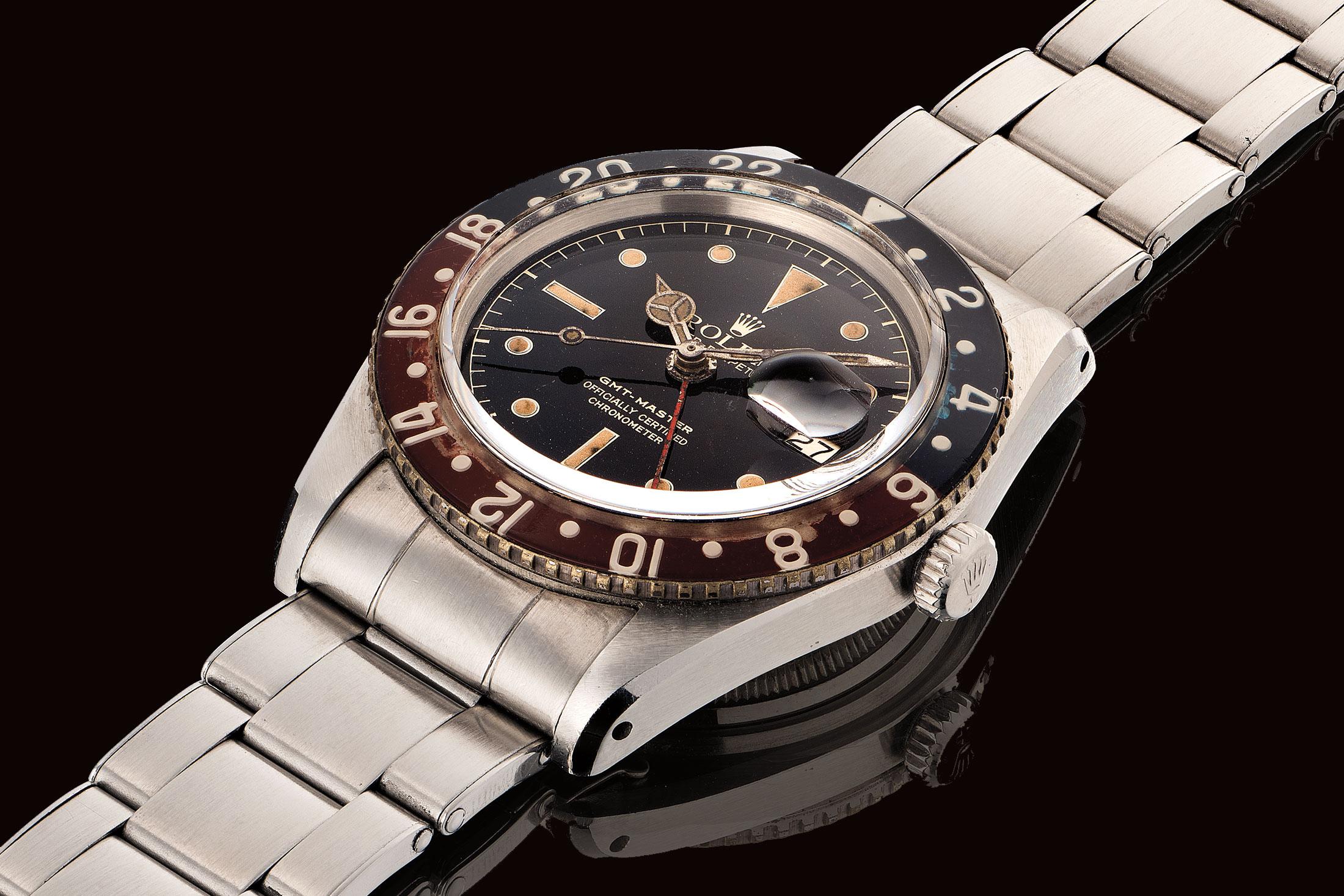 Rolex GMT-Master Ref. 6542 (Lot 219)