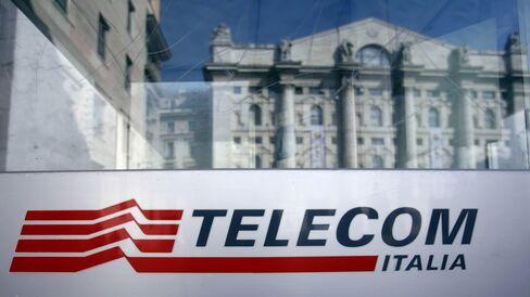 Telecom Italia Owners Said to Discuss Capital Increase