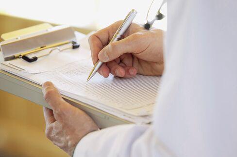 Medical Record Keeping