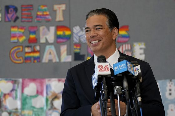 Newsom Nominates Lawmaker Rob Bonta as California Attorney General